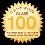 Class-100 clean room