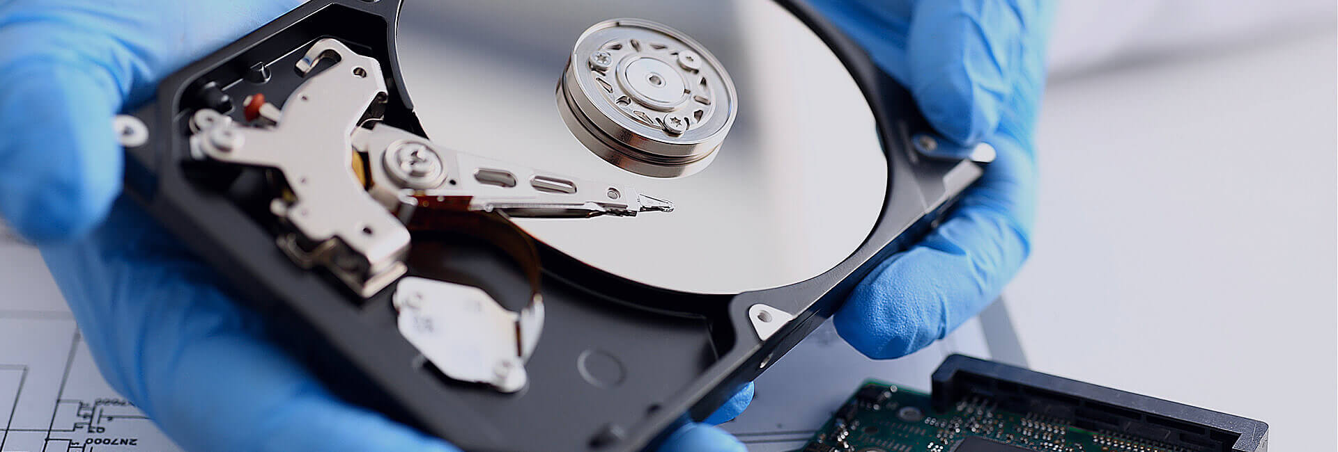 hard drive ssd data recovery